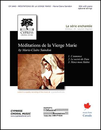 Meditations de la Vierge Marie