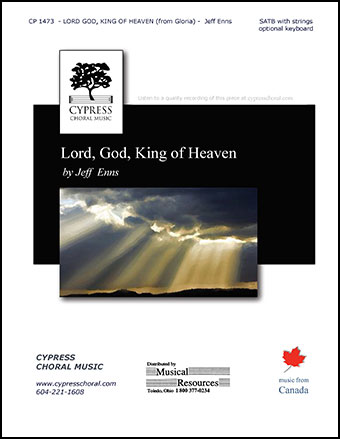 Lord God King of Heaven