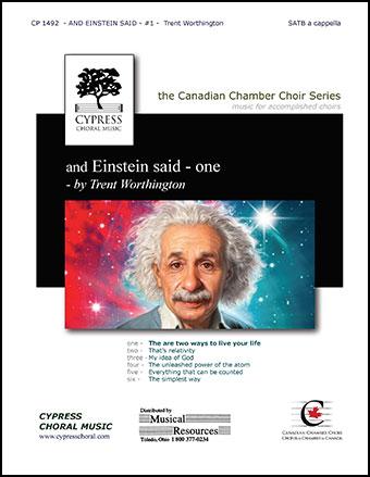 And Einstein Said