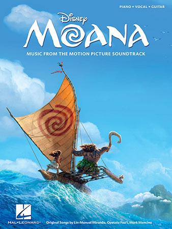 I Am Moana (Song Of The Ancestors)