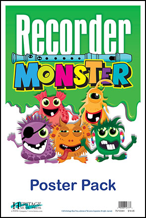 Recorder Monster Cover