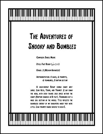 The Adventures of Snooky and Bumbles