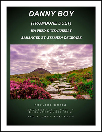 Danny Boy (Trombone Duet)