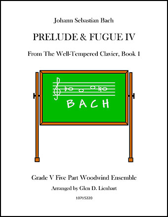 Prelude and Fugue IV (Quintet)