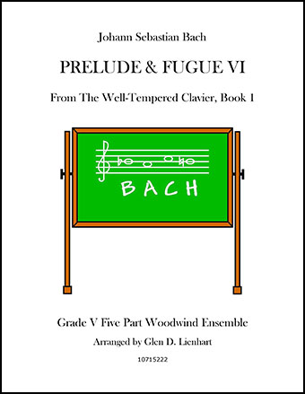 Prelude and Fugue VI (Quintet)