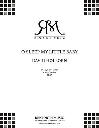 O Sleep My Little Baby