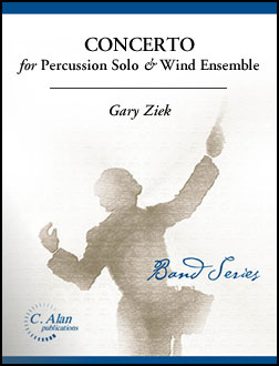 Concerto for Percussion Solo and Wind Ensemble