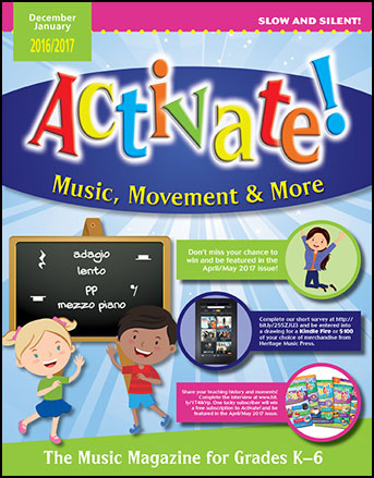Activate! December 2016 January 2017