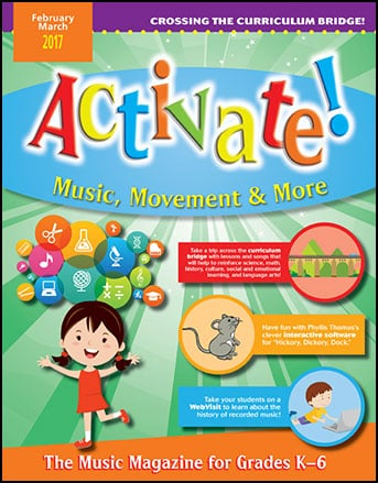 Activate! February 2017 March 2017