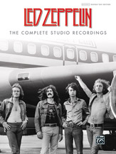 Led Zeppelin: The Complete Studio Recordings guitar sheet music cover