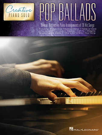 Creative Piano Solo Pop Ballads