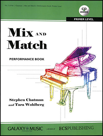 Mix and Match Performance Book