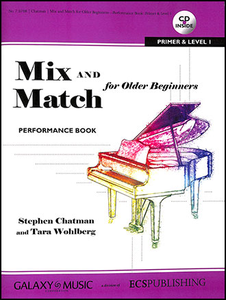 Mix and Match for Older Beginners