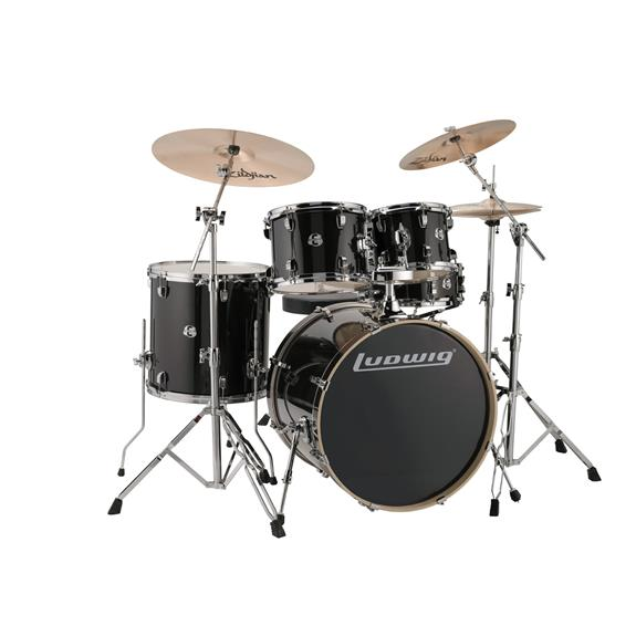 Ludwig LCEE220 Drum Kit