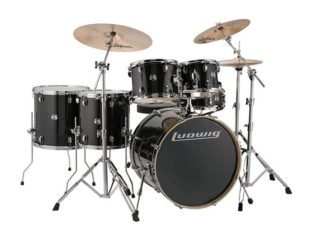 Ludwig LCEE6220 Drum Kit