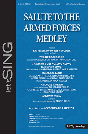 Salute to the Armed Forces Medley