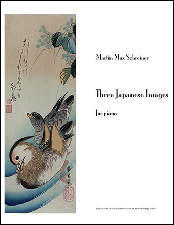 Three Japanese Images