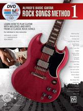 Alfred's Basic Guitar Rock Songs Method Vol. 1
