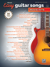 Alfred's Easy Guitar Songs: Movie Hits