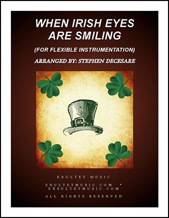 When Irish Eyes Are Smiling (for Flexible Instrumentation)