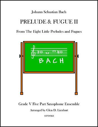 Prelude and Fugue II