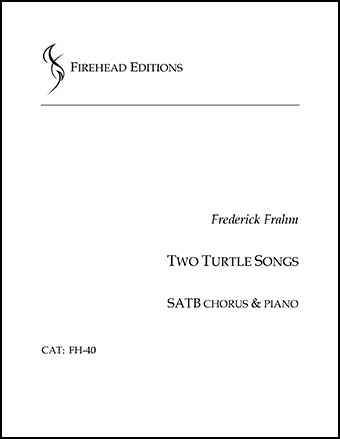 Two Turtle Songs