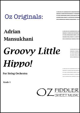 Groovy Little Hippo!