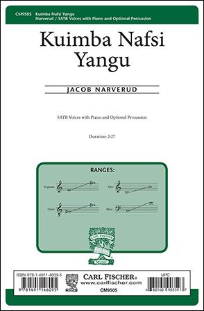 Kuimba Nafsi Yangu