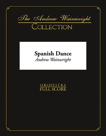 Spanish Dance myscore sheet music cover