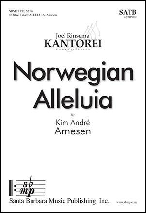 Norwegian Alleluia