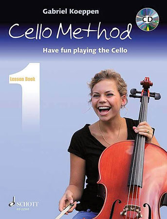 Cello Method: Have Fun Playing the Cello