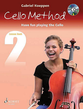 Cello Method:Have Fun Playing the Cello #2