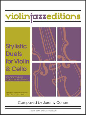 Stylistic Duets for Violin and Cello