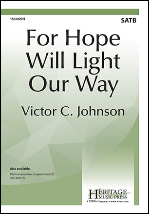 For Hope Will Light Our Way