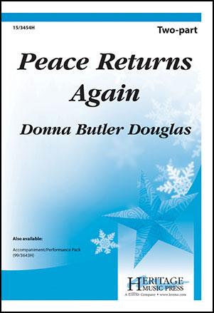 Peace Returns Again