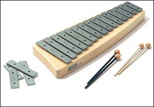 Glockenspiel - Meisterklasse series