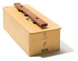 Chime Bars Contra Bass Primary Pao Rosa Xylophone