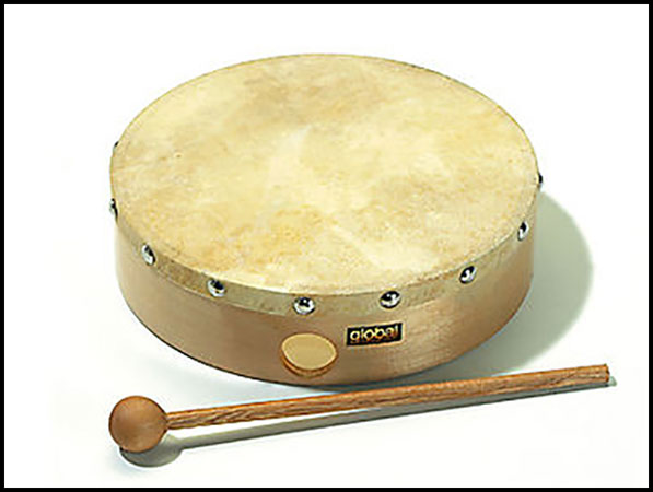 Global Hand Drum Pretuned