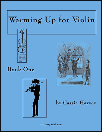 Warming Up for Violin #1