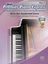 Premier Piano Express Vol.3