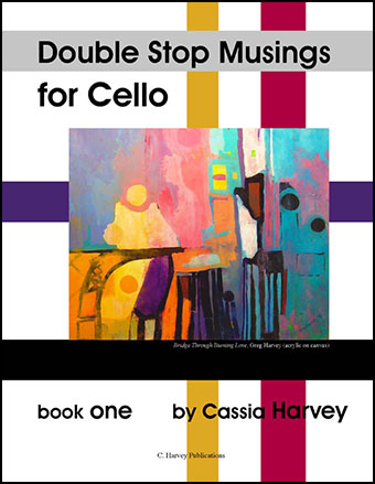 Double Stop Musings for the Cello #1