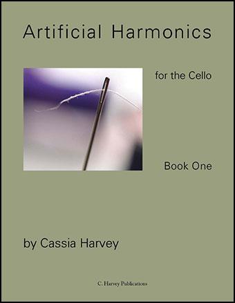 Artificial Harmonics for the Cello #1