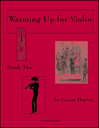 Warming Up for Violin #2