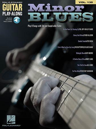 Guitar Play-Along Vol. 135: Minor Blues