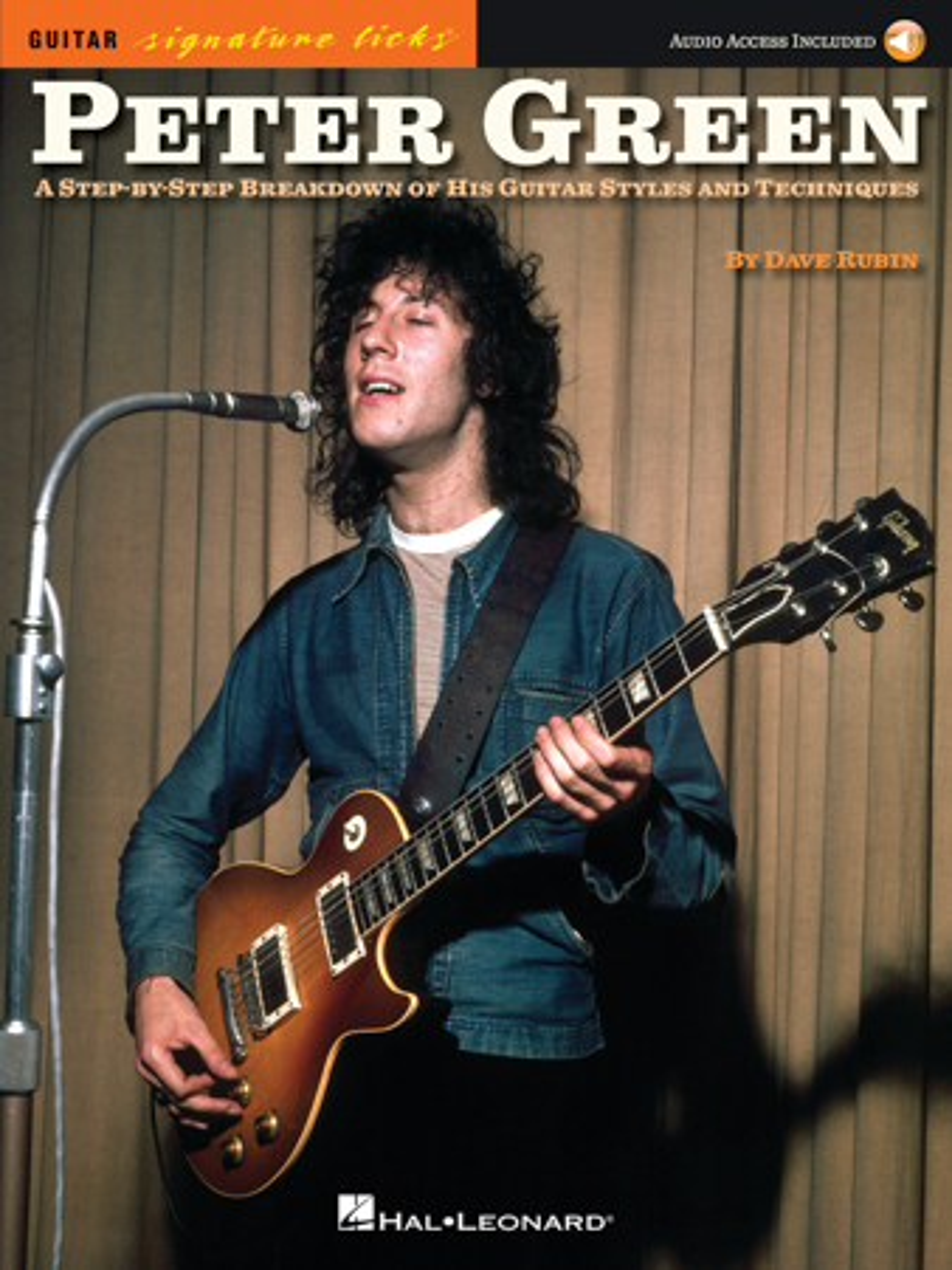 Guitar Signature Licks: Peter Green