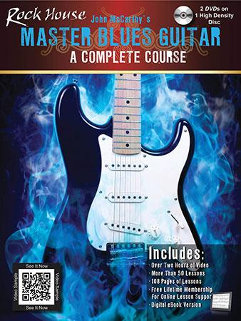 Rock House Master Blues Guitar