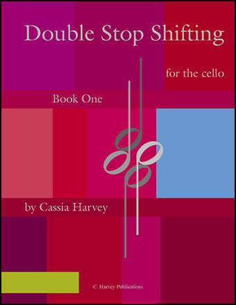 Double Stop Shifting for the Cello #1