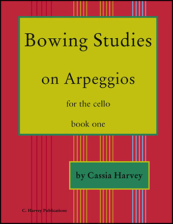 Bowing Studies on Arpeggios #1
