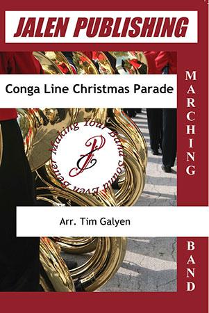 Conga Line Christmas Parade