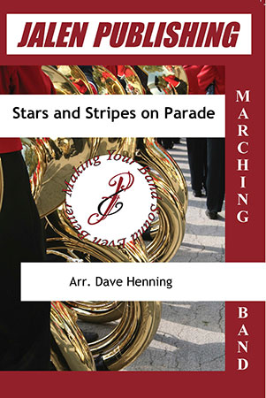 Stars and Stripes on Parade